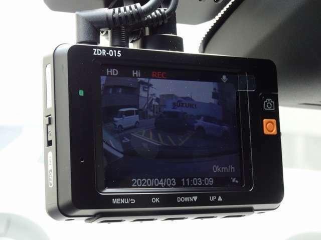 Aプラン画像:旅行の思い出やもしもの事故の時の記録など、有ると安心の装備です