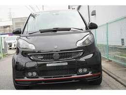 """""""smart BRABUS ULTIMATE 112""""はアーバンスポーツカーを体現したパワーと走り。turboの気持ちのよい走りが愉しめます。希少な限定車"""