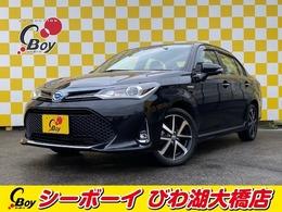 トヨタ カローラアクシオ 1.5 ハイブリッド G WxB セーフティセンス LEDヘッド