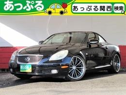 トヨタ ソアラ 4.3 430SCV HDDナビ ETC 本革シート シートヒーター