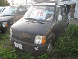 スズキ ワゴンR 660 RG-4 4WD