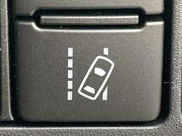 ◆レーンディパーチャーアラート【単眼カメラで道路上の白線を認識し、ドライバーがウィンカー操作をせずに車線を逸脱するとブザーとディスプレイ表示で警告します。】