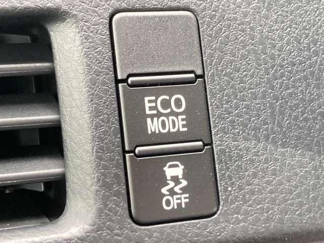 ◆横滑り防止装置【急なハンドル操作時や滑りやすい路面を走行中に車両の横滑りを感知すると、自動的に車両の進行方向を保つように車両を制御します。】◆ECO MODE