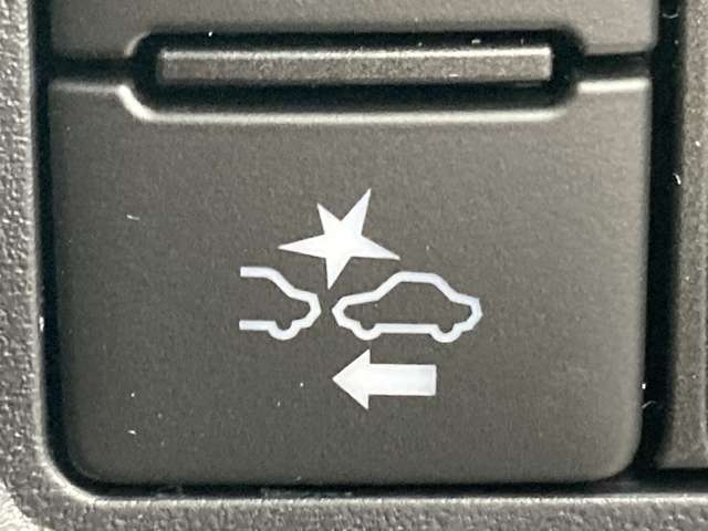 ◆プリクラッシュセーフティーシステム【進路上の先行者をレーダーで検出。追突が予測される場合には警報ブザーとディスプレイでお知らせします。ブレーキを踏めなっかた時は被害軽減ブレーキを作動させます】