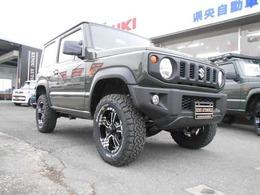スズキ ジムニー 660 XL 4WD 2インチUP/16インチアルミ/地デジナビ