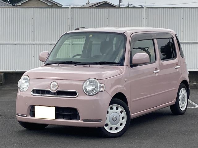 平成26年式ミラココア660Xスペシャルコーデ入庫しました。人気のピンク!内外装きれいなおすすめ車両です