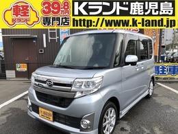 ダイハツ タント 660 カスタム X SA Sキー・ナビ・TV・ETC・片側電動スライド