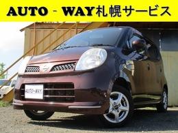 日産 モコ 660 E エアロスタイル 車検R5年8月ABS・スマートキー・CD・2WD