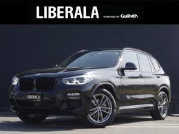 BMW X3 xドライブ20d Mスポーツ ディーゼルターボ 4WD iDriveナビ/360°カメ/LED/ACC/HUD/19AW