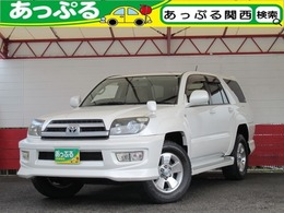トヨタ ハイラックスサーフ 2.7 SSR-G 4WD 4WD 1オーナー センターデフロック HID