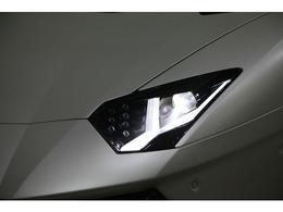 LEDデイライトがかっこいいです。