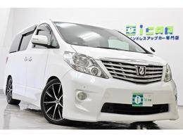 トヨタ アルファード 3.5 350S プライムセレクション 4WD ワンオナ HDDナビ クルコン 新品サス 19AW