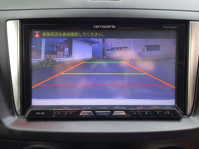 とっても便利なカーナビゲーション搭載ですので初めての土地でも安心してドライブが楽しめます♪