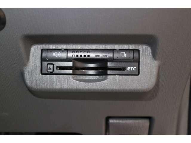 今や必需品のETC車載器。