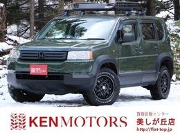 ホンダ クロスロード 1.8 18X 4WD リフトアップ 下廻り塗装済 オールテレン