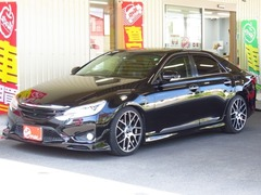 トヨタ マークX の中古車 2.5 250G 神奈川県横須賀市 108.8万円