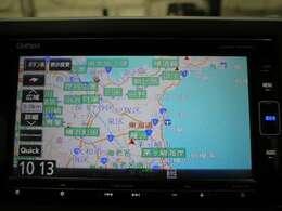 ギャザズベーシックインターナビVXM194VFi メモリーナビゲーション搭載です DVD再生 Bluetooth接続 フルセグチューナー ワイドFM対応です