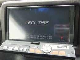 検索スピードが速く、音楽を録音する事もできるイクリプスHDDナビ装備。