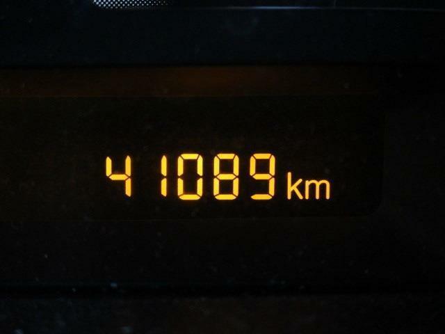 走行距離は4万キロ台です!!