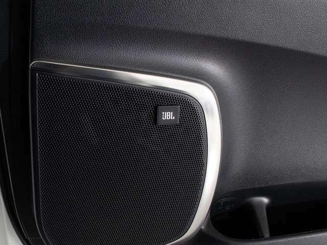 新車時高額オプション!JBLプレミアムサウンド!高音質な『プレミアムサウンドシステム』17スピーカー完備
