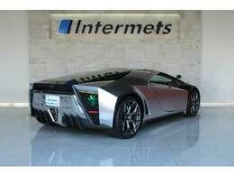 ■現車は、まさにザ・クエール・モータースポーツ・ギャザリングで発表された価値高い車両となります。
