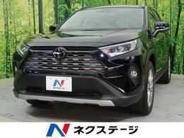 トヨタ RAV4 2.0 G Zパッケージ 4WD 登録済未使用車 ディスプレイオーディオ