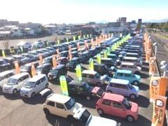 当店は主要メーカーの軽自動車在庫多く取り揃えております♪