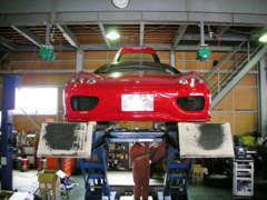 自社整備工場にて全車徹底整備!点検後納車致します。