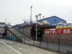 近畿陸運局指定自社整備工場完備!徹底した納車点検を実施!