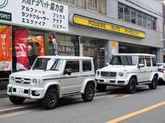 プラド、アルファードなど新車も良心価格でご提供しております。