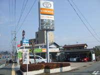 トヨタカローラ京都(株) 福知山店