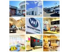 約2400坪以上の敷地に国産車から輸入車まで厳選中古車を展示しております!