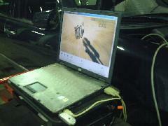 Mercedes-Benz 専用テスター【DAS】完備。