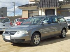 フォルクスワーゲン パサートワゴン の中古車 V6 岡山県玉野市 24.0万円