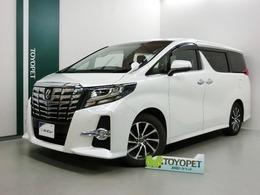 トヨタ アルファード 2.5 S 純正ナビ 禁煙車