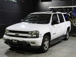 シボレー トレイルブレイザー EXT LTZ (V8) サンルーフ装着車 4WD