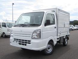 スズキ キャリイ 移動販売冷凍車・中温・2WD・AT・ PW・キーレス