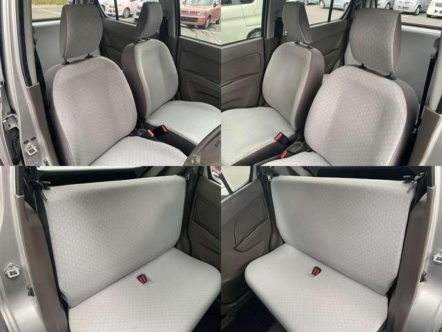 ☆シートのクッション性もしっかりしており長距離ドライブも快適です。