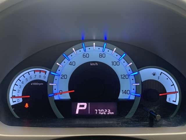 ☆現在走行距離は77023kmでまだまだ乗れます!