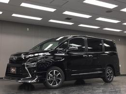 トヨタ ヴォクシー 2.0 ZS 煌III モデリスタエアロ 両側電動ドア 新車保証付