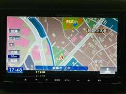 ☆社外メモリナビ(AVIC-MRZ07)ラジオ、CD、DVD、SD、BT、USB、AUX、ワンセグ