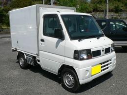 日産 クリッパートラック 冷蔵冷凍車・5速マニュアル・-5℃設定