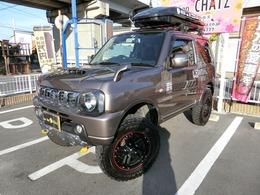 スズキ ジムニー 660 クロスアドベンチャー 4WD ターボ 4WD 外品16AW