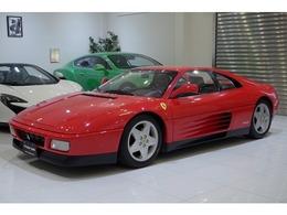 フェラーリ 348 tb 正規ディーラー車 タイベル交換済