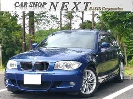 BMW 1シリーズ 118i Mスポーツパッケージ ETCバックカメラ実走3万K台