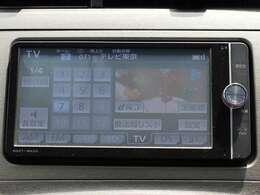 ☆純正ナビ☆ フルセグTV・SD・CD/DVD再生・AM/FMラジオ・Bluetooth対応!