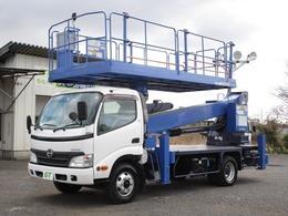 日野自動車 デュトロ AT-150S タダノ 15m 高所作業車