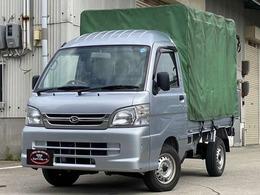ダイハツ ハイゼットトラック 660 ハイルーフ VS 3方開 /幌/PW/キーレス/ナビ/TV/ETC/AC/PS