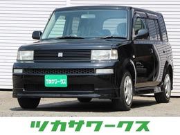 トヨタ bB 1.3 S Wバージョン 自社 ローン ベンチシート Wエアバック