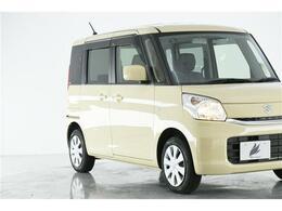 スペーシアの魅力は広い室内に加え、ハイブリッド機構による燃費性能◎家族に安心のお車です♪